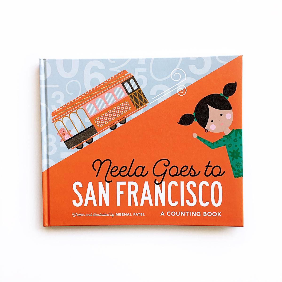 Neela Goes to San Francisco   Books For Diversity