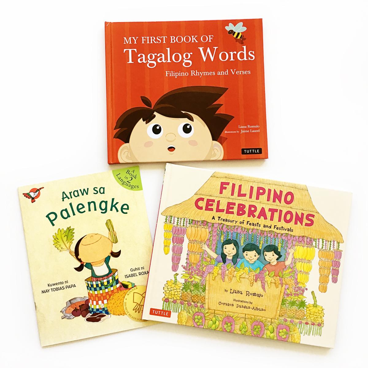 Three Filipino Books for Children | Books For Diversity