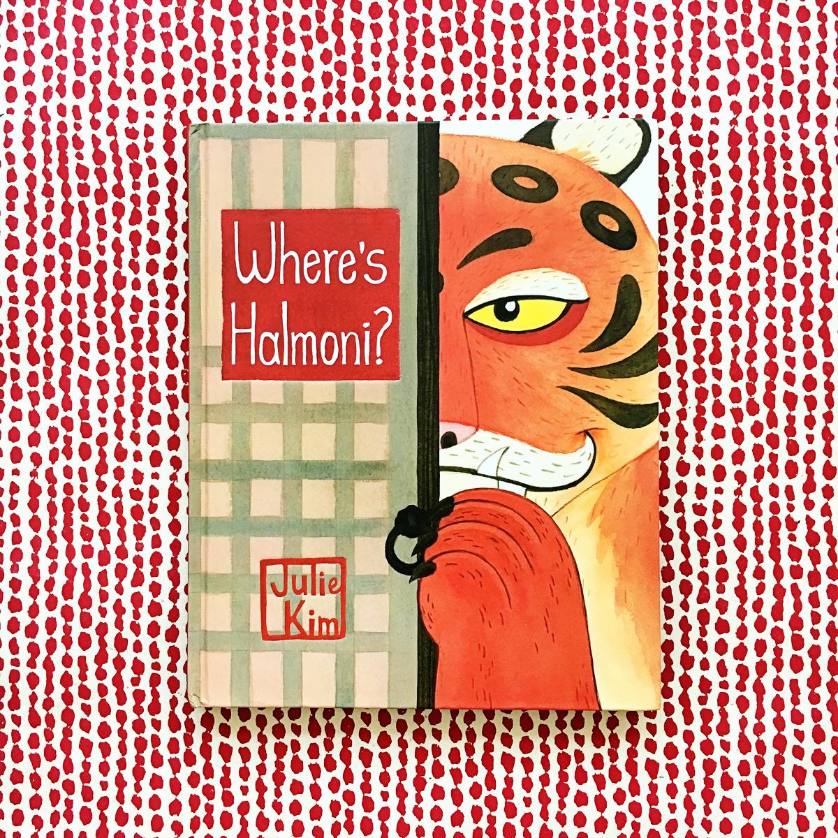 Where's Halmoni? | Books For Diversity