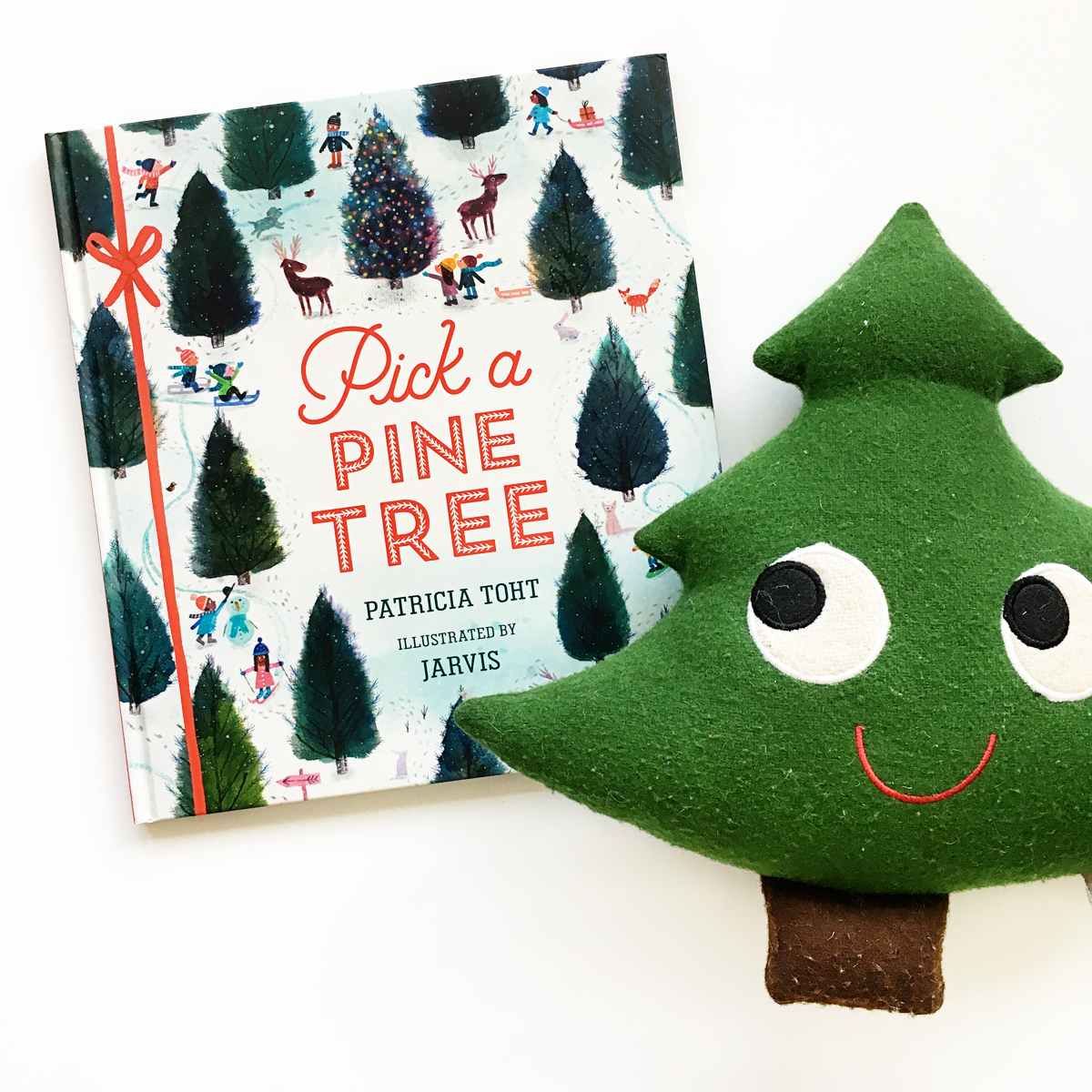 Pick a Pine Tree | Books For Diversity