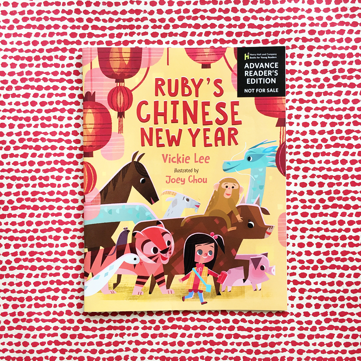 Ruby's Chinese New Year | Books For Diversity