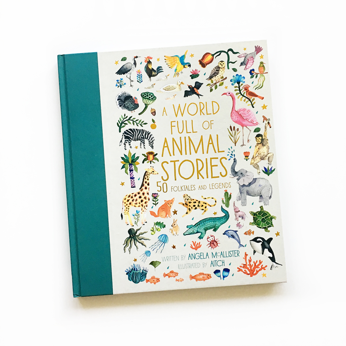 A World Full of Animal Stories: 50 Folk Tales and Legends | Books For Diversity