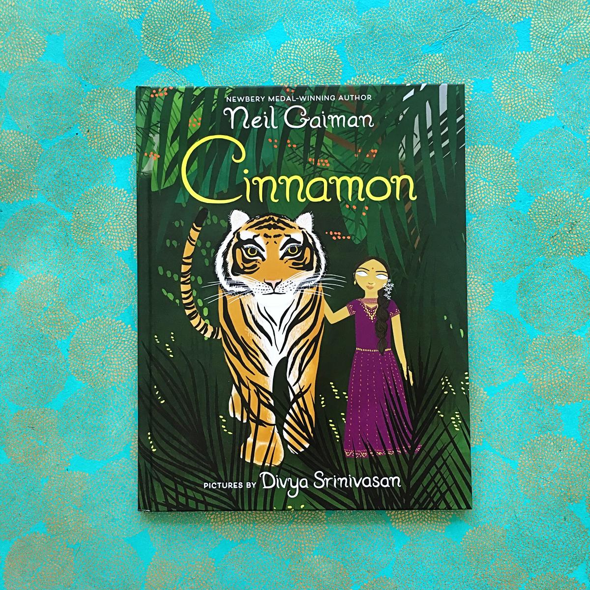 Cinnamon   Books For Diversity