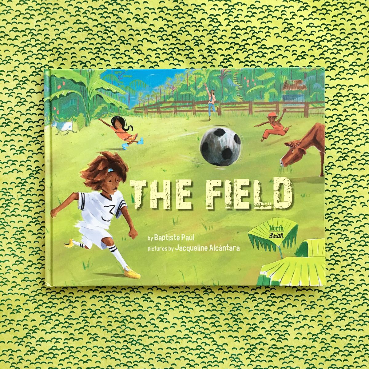 The Field | Books For Diversity