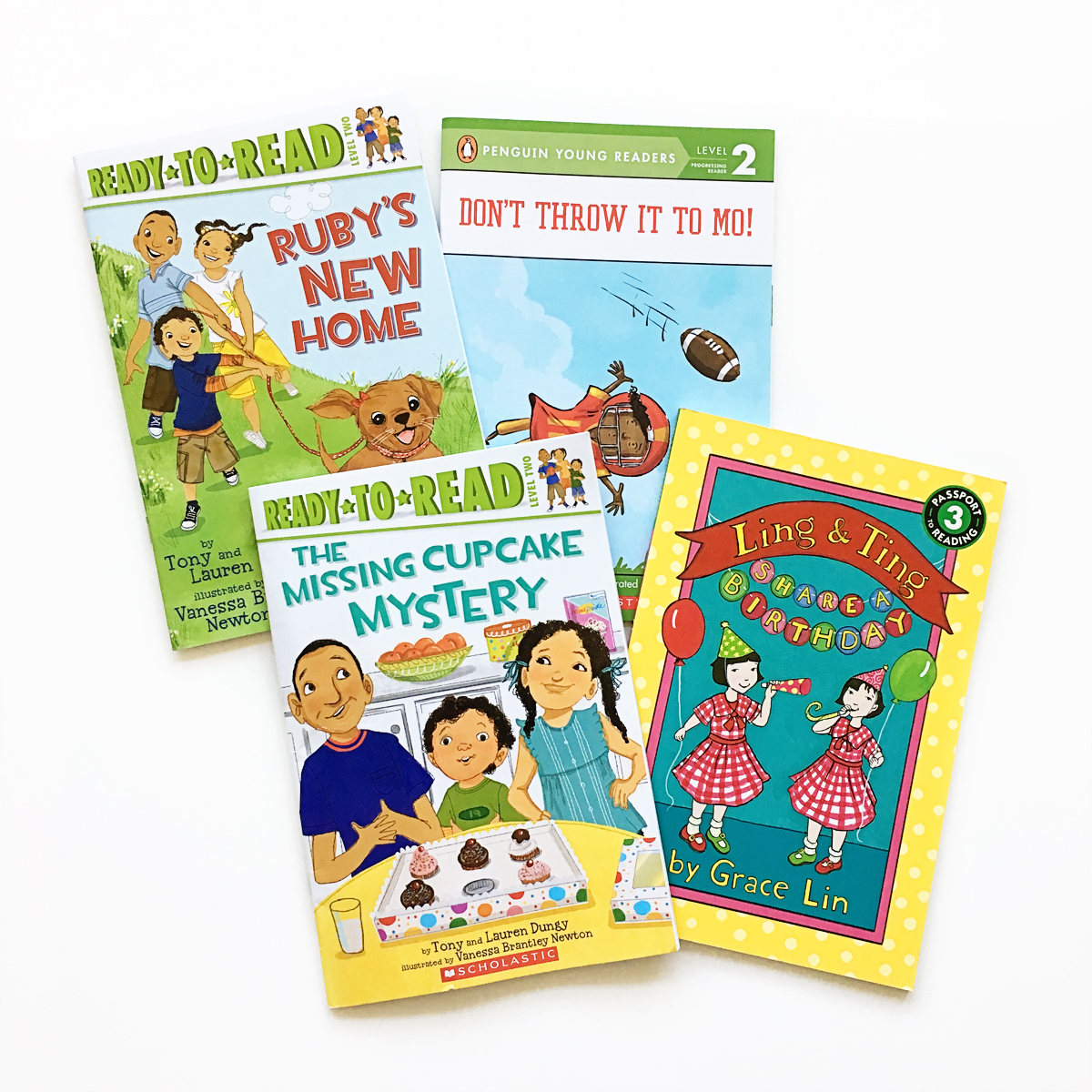 Diverse Early Reader Books | Books For Diversity