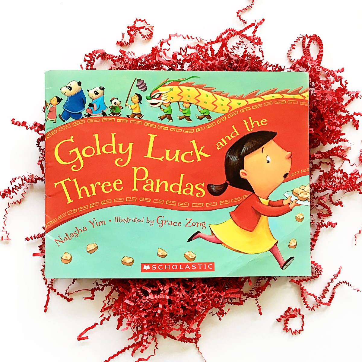 Goldy Luck and the Three Pandas | Books For Diversity