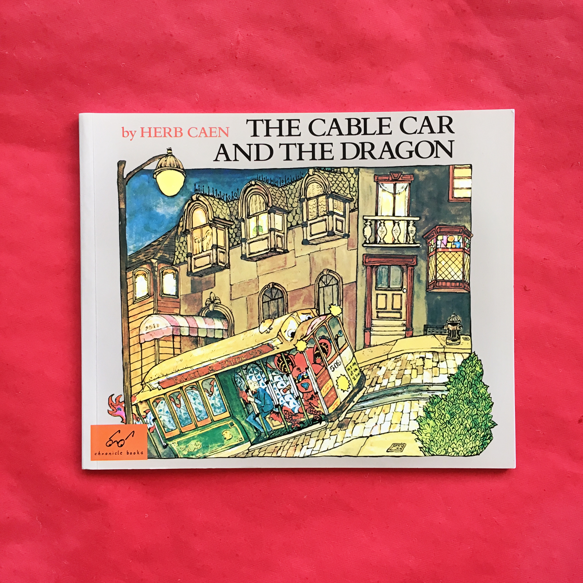 The Cable Car and the Dragon | Books For Diversity