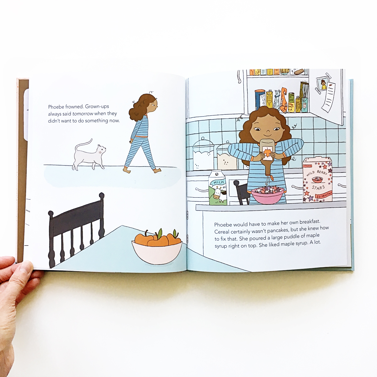 Not 'Til Tomorrow Phoebe | Books For Diversity