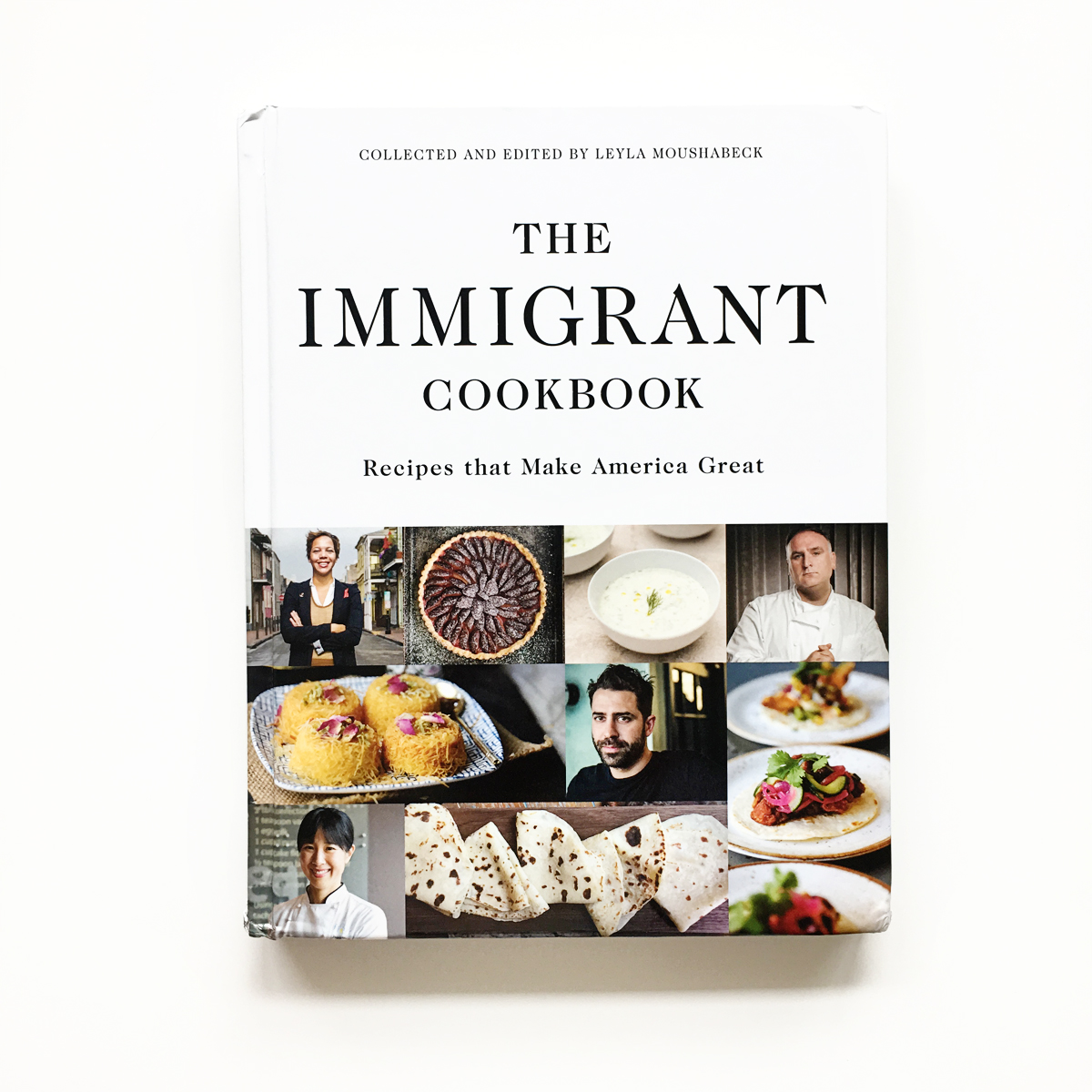 The Immigrant Cookbook: Recipes that Make America Great | Books For Diversity