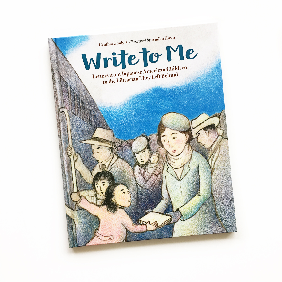Write to Me | Books For Diversity