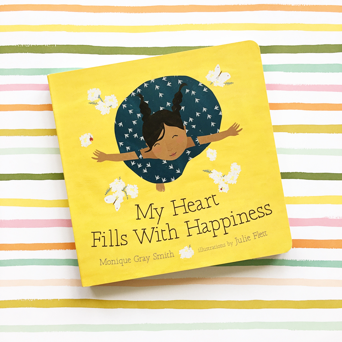 My Heart Fills with Happiness | Books For Diversity