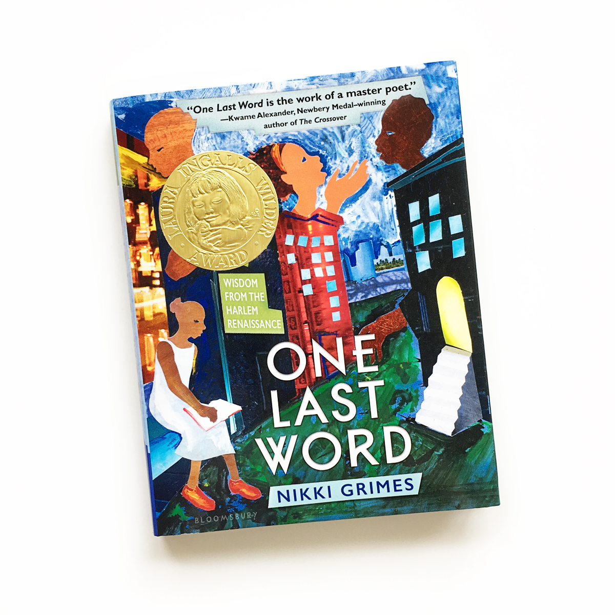 One Last Word: Wisdom from the Harlem Renaissance | Books For Diversity