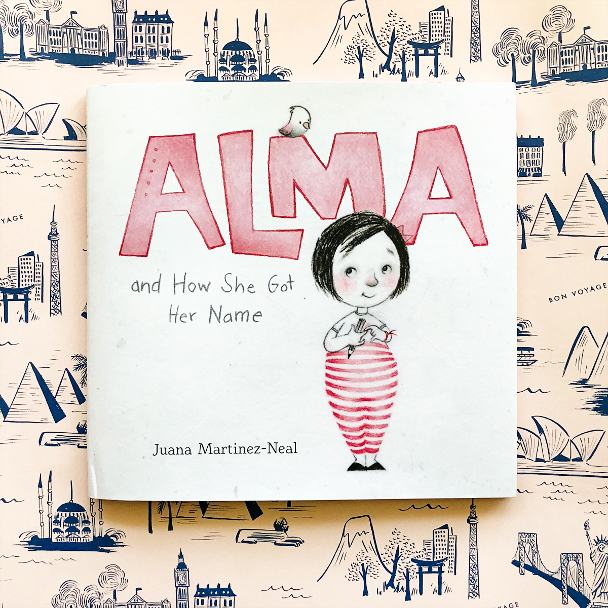 Alma and How She Got Her Name | Books For Diversity