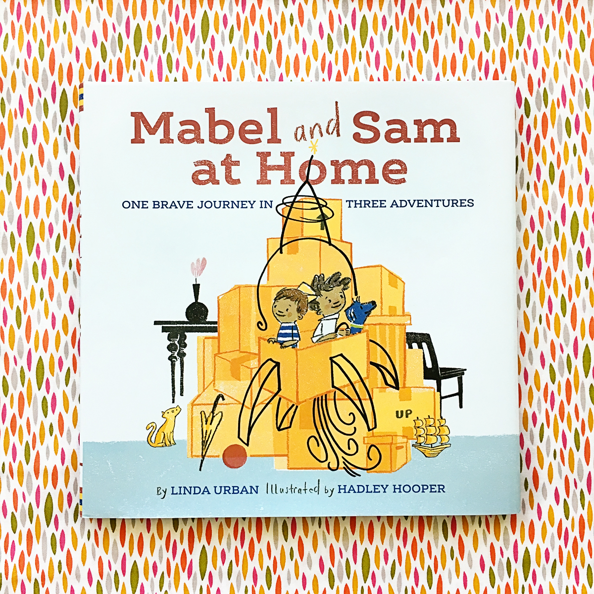 Mabel and Sam at Home: One Brave Journey in Three Adventures | Books For Diversity