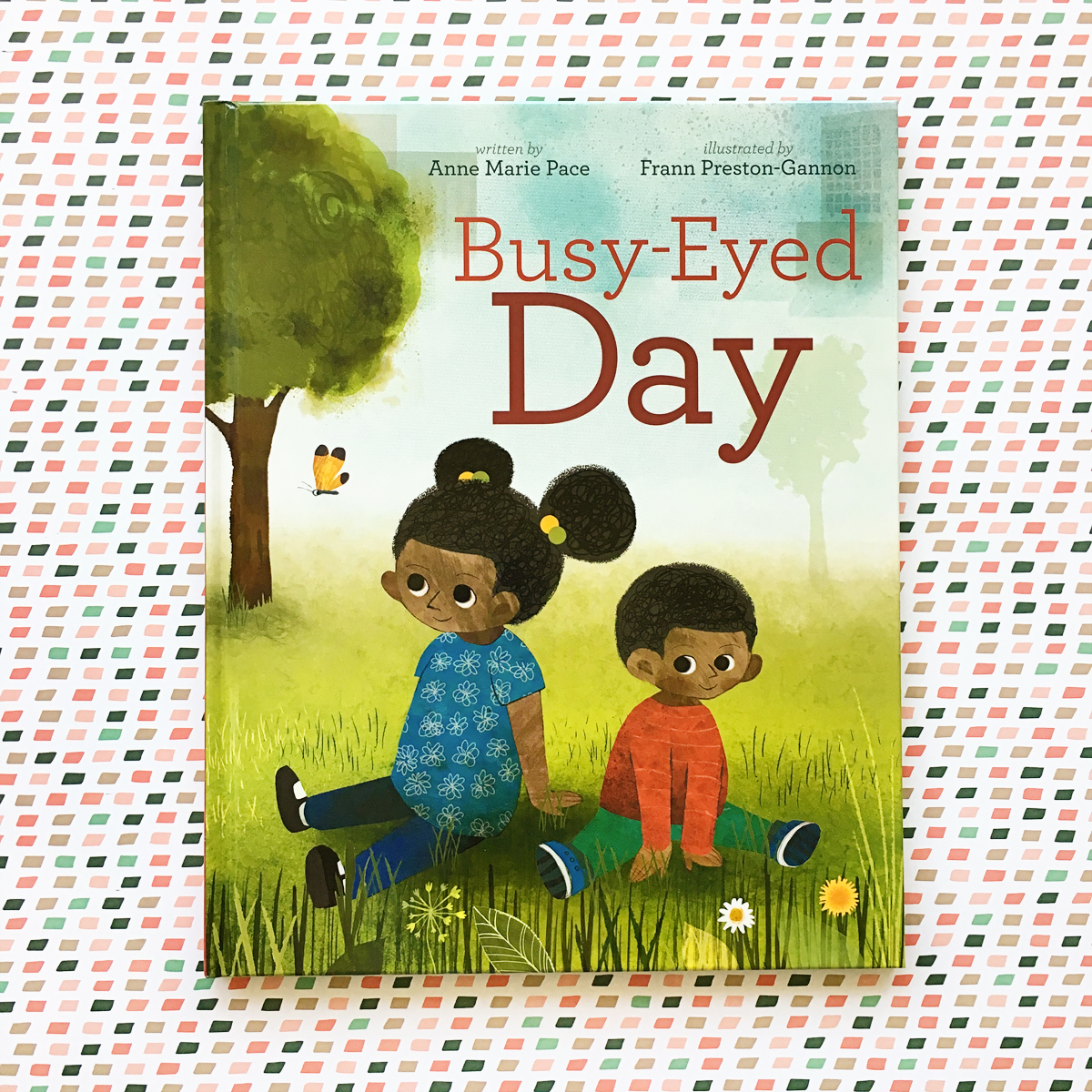 A Busy-Eyed Day   Books For Diversity
