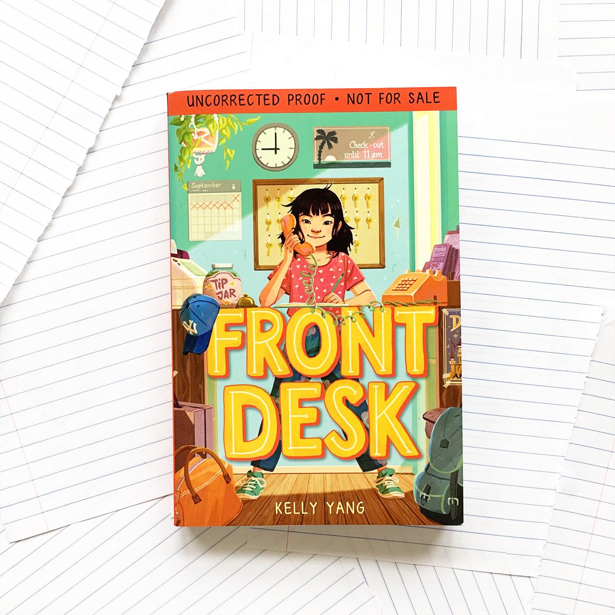 Front Desk   Books For Diversity