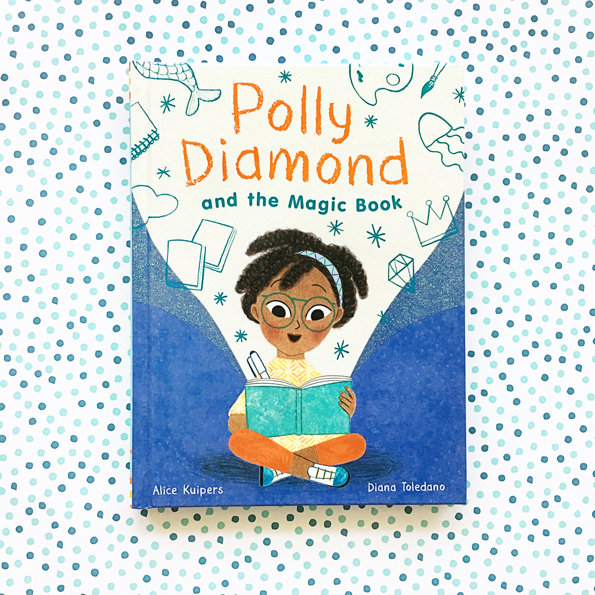 Polly Diamond and the Magic Book | Books For Diversity