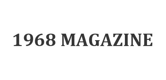 1968 MAGAZINE MADNESSArt director : Mariev RodrigStylist : Mariev RodrigMUA : Lisa SimHair : Maral PoladianModel : Joby Bach (next) -