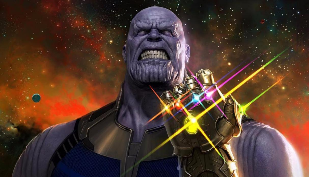 RECOMMENDED READING: THANOS -