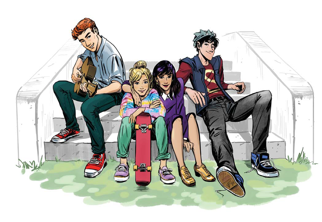 LIFE WITH ARCHIE: REINVENTING THE CLASSIC -