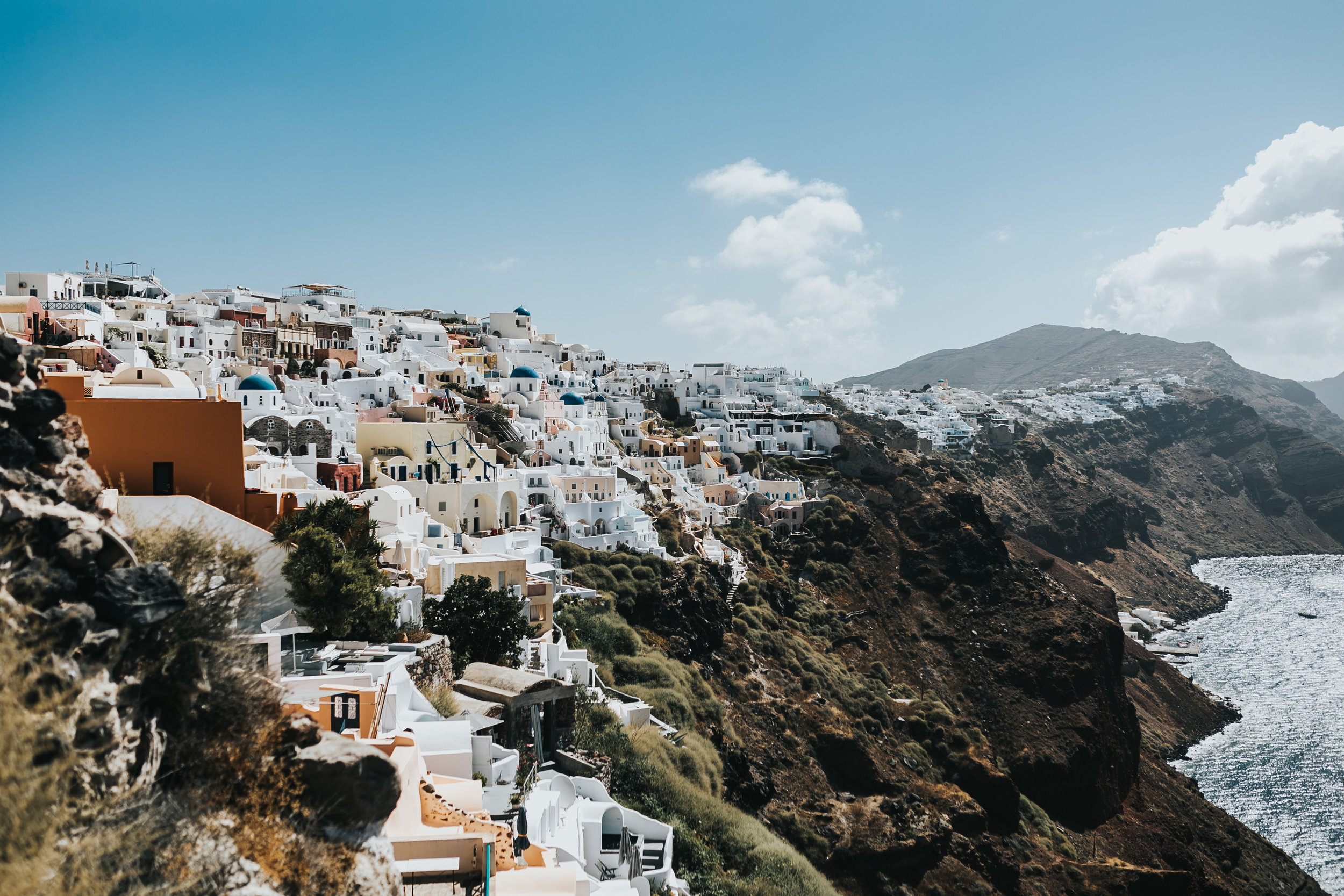 exploring Greece - travel dates// end of july 2017