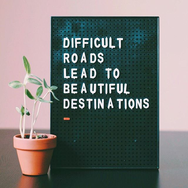 So true 🙌 . Your reminder for the day to PAUSE and reflect on where you are. Take 1 minute to look back a year ago, 5 years ago, or even more. Sometimes Facebook memories are a great visual reminder, but dig deeper. And most importantly, celebrate your destination no matter where it may be. . #motivation #30daygals #celebrate #journey #quotestoliveby