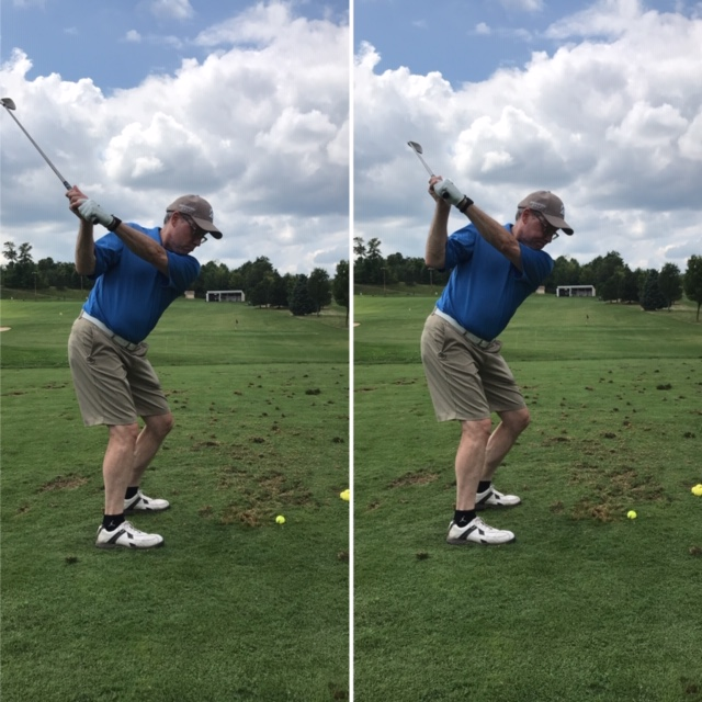 AFTER A SERIES OF LESSONS WITH COACH CALEB, I PLAYED MY BEST GOLF IN LONG TIME. YOU HAVE TO DO THIS IF YOU WANT RESULTS - STEVE