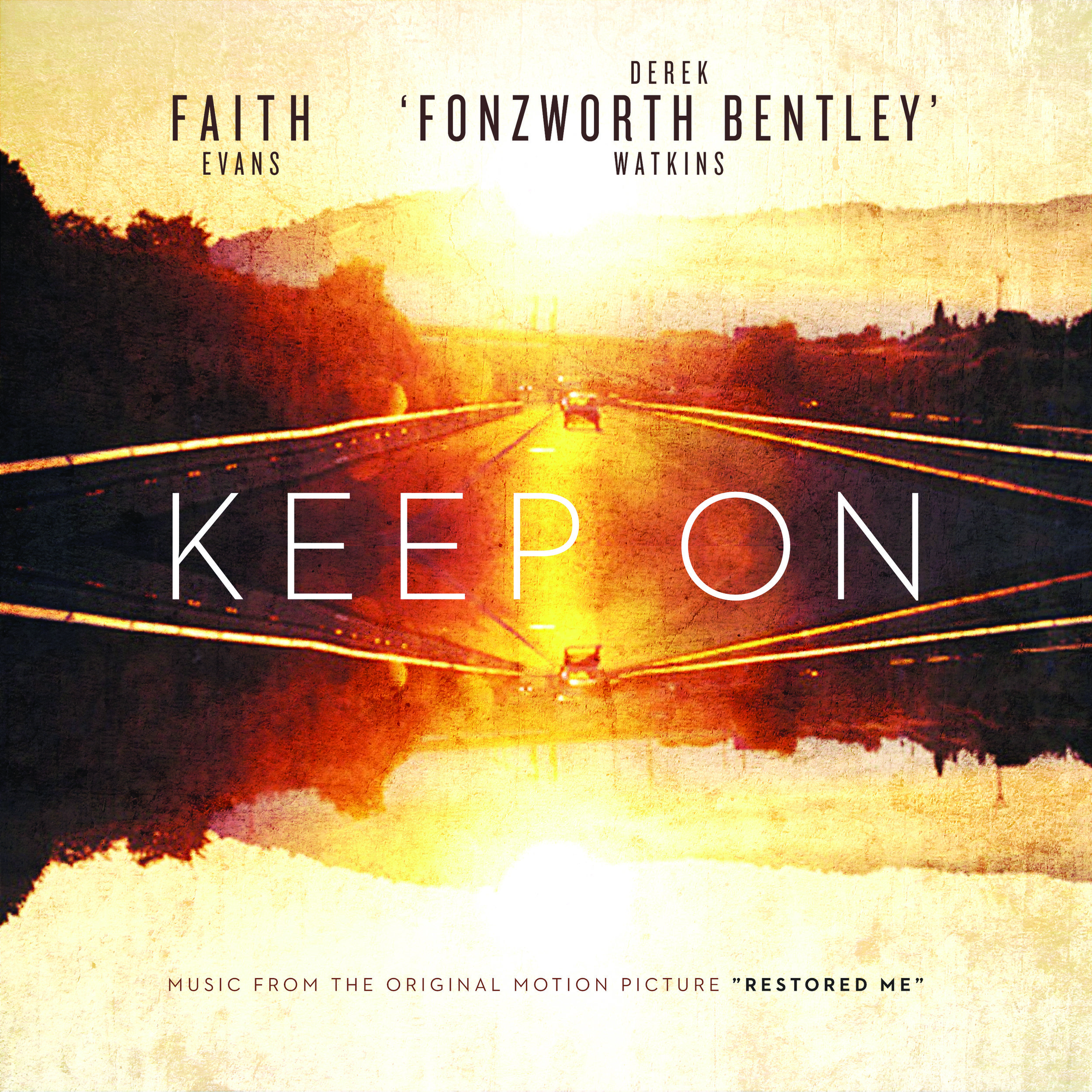 "Faith Evans ft. Derek ""Fonzworth Bentley"" Watkins - Keep on (Written by Chel Strong, Hilton Wright, Faith Evans, Derek Fonzworth Bentley"" Watkins, Jamison Hollister)"