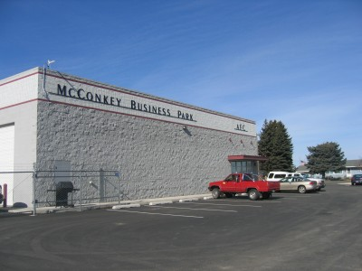 "Development: Dealers Business Park - ""DAA"" Northwest of Spokane needed a new building to serve as its auto mechanical repair shop.McConkey Development Company formed an LLC with DAA to develop the new 16,000 square foot building half for the mechanical shop, and leased the other half to third party tenants.Over 15 years of ownership and MDC management, the property doubled its value and has been refinanced three times, pulling out $1,000,000 in cash on each refinance. The property is always 100% leased and is maintained in excellent condition."