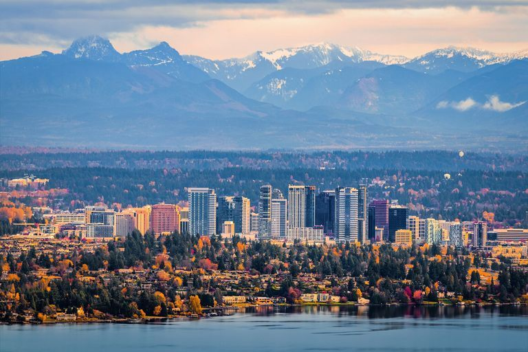 Bellevue Washington from water.jpg