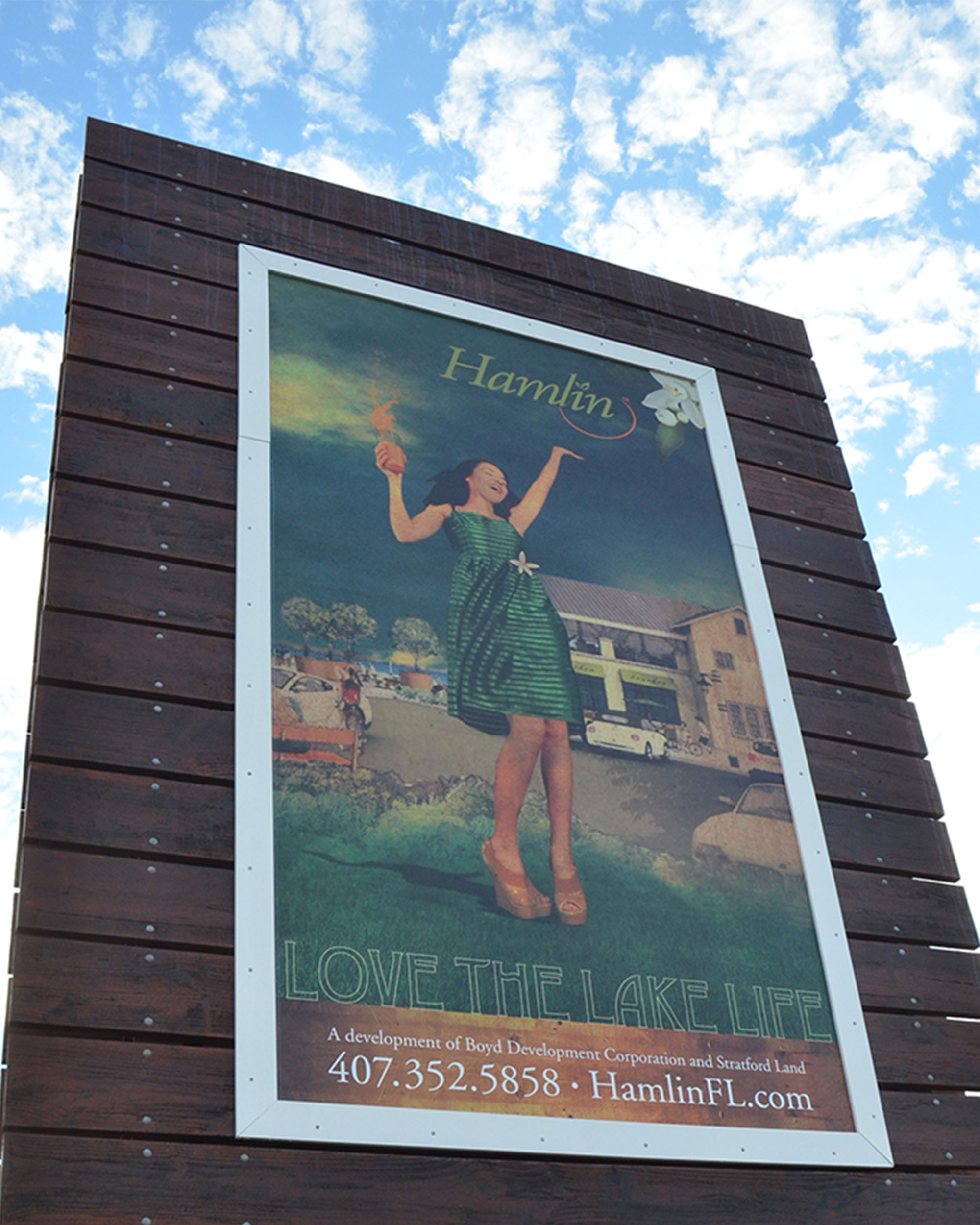 Hamlin Master-Planned Community  Orlando, Florida