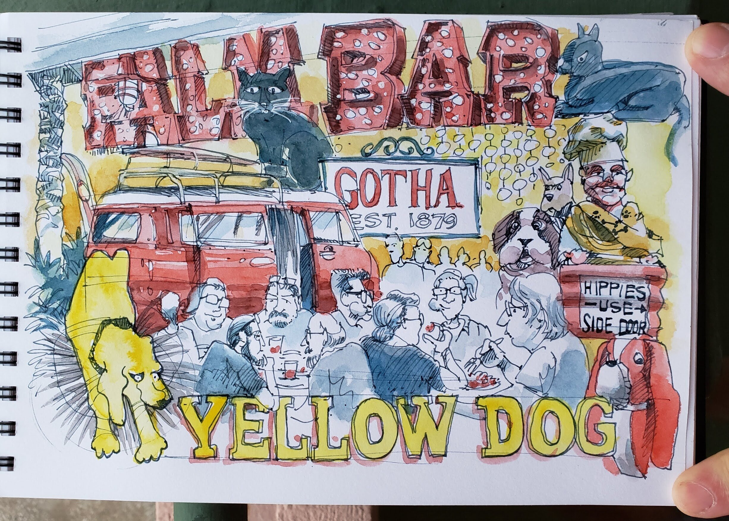 Yellow Dog Eats – Gotha, FL