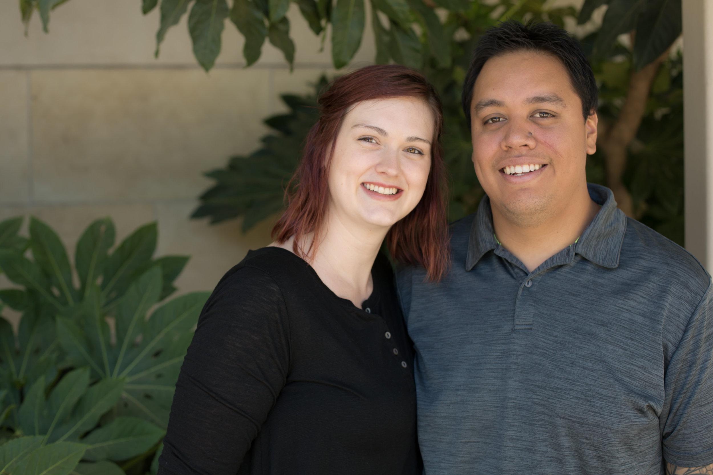 Jessica and Gonzo Onsaga -  Children's Ministry Pastors