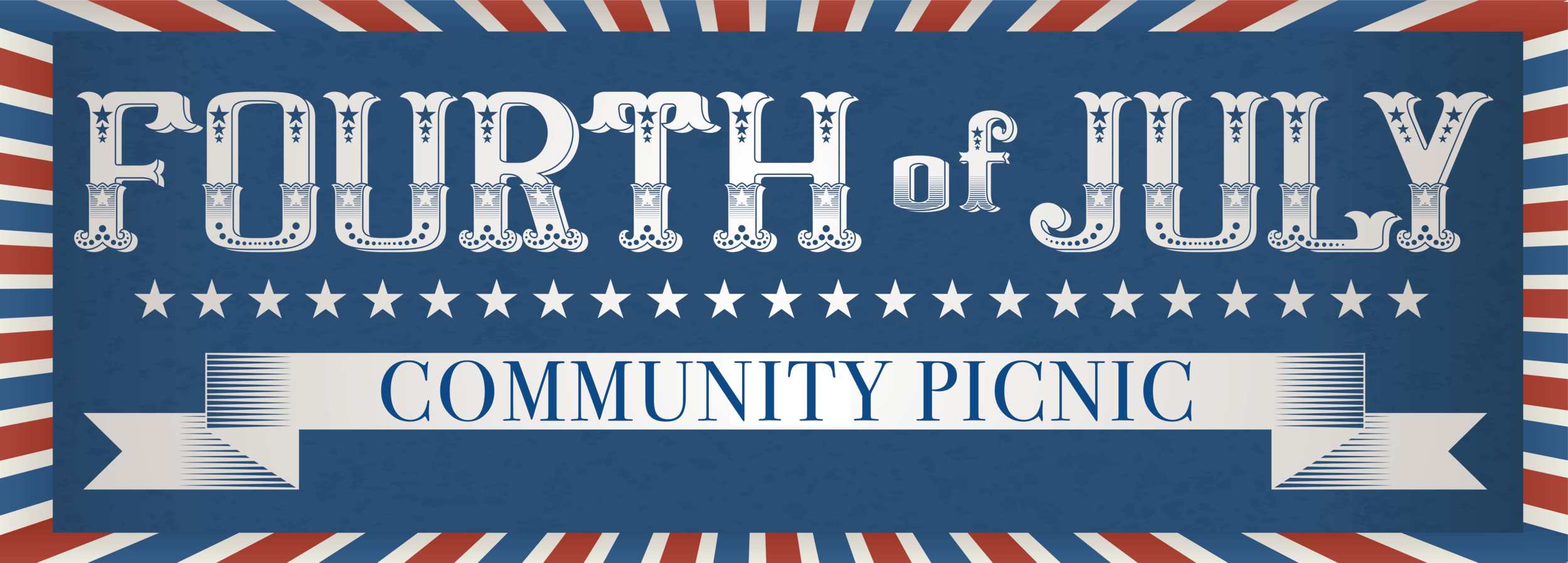 4th of July Picnic - Volunteer - Thursday, July 4th, 12 - 4PM