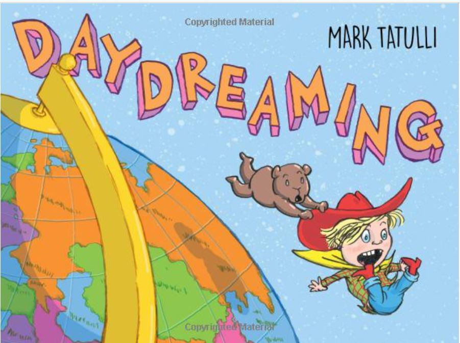 mark tatulli, book, daydreaming