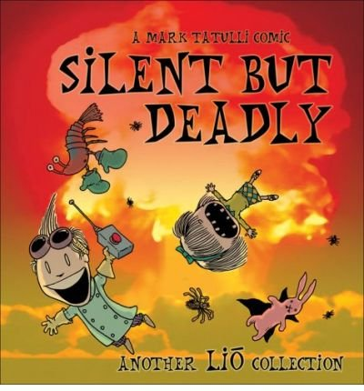 mark tatulli, book, silent but deadly
