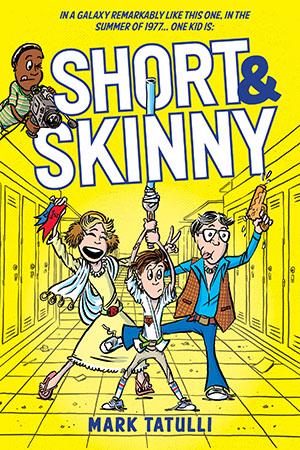shrot & skinny, mark tatulli, book