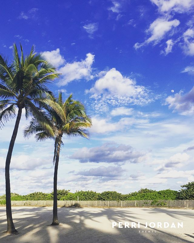 Who else needs a little Miami sunshine?! #PerriJordanEvents