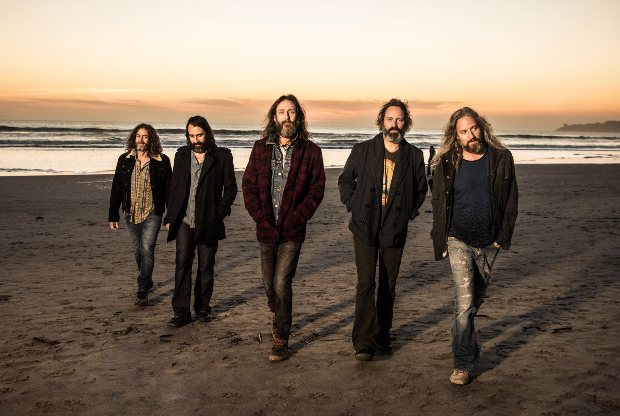 Chris Robinson Brotherhood  plays the Mesa Theater on February 9. Tickets are $30 and  available here.