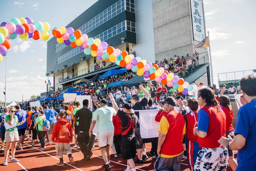 Special Olympics Colorado Summer Games / Photo: Courtesy GGJSC/CMU