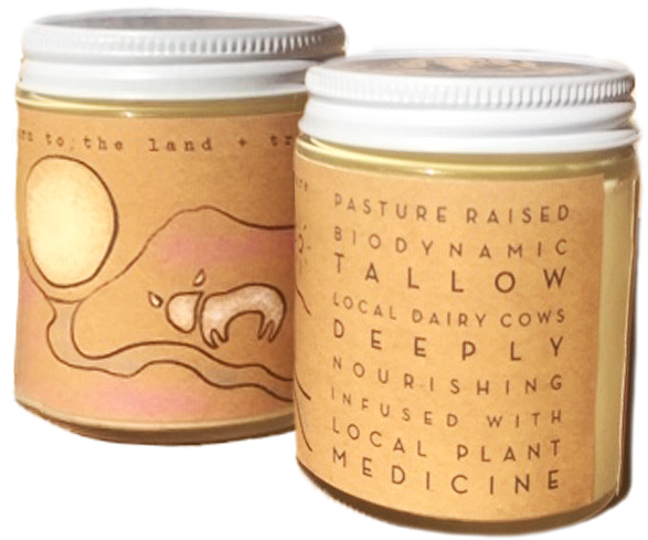Whipped Tallow Face Cream, $33