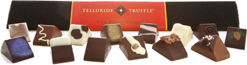 The Fourteener by Telluride Truffle, $52