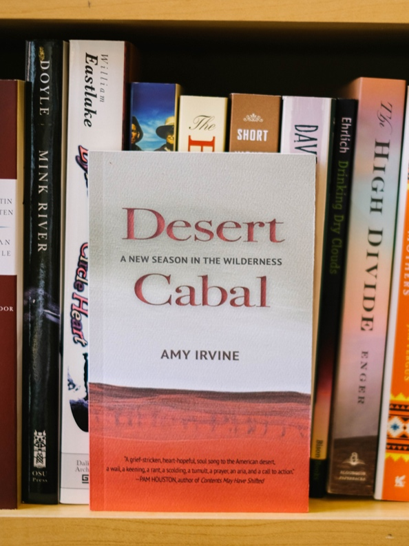 Desert Cabal by Amy Irvine_Cat Mayer