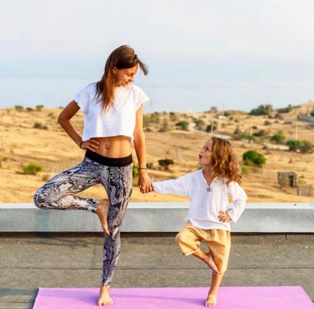 Photo courtesy yoga V