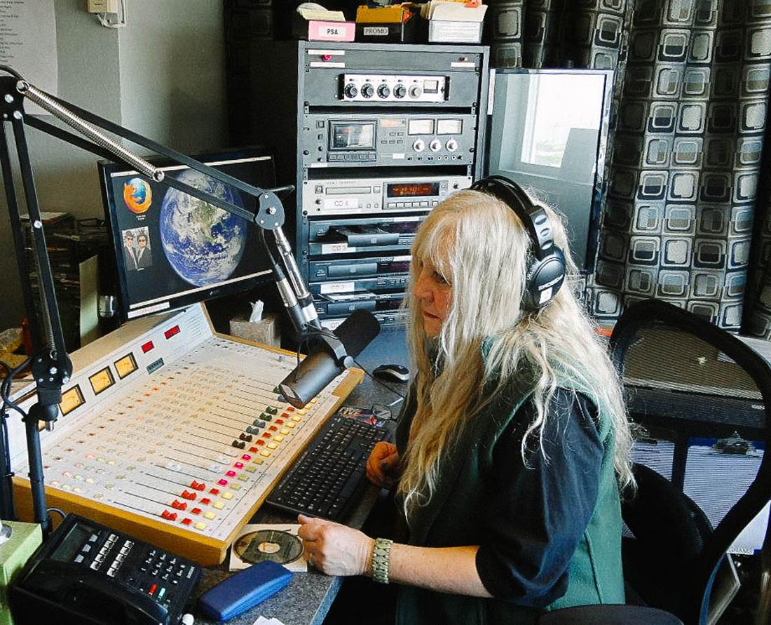 DJ Suzi Creme Cheeze, courtesy KAFM