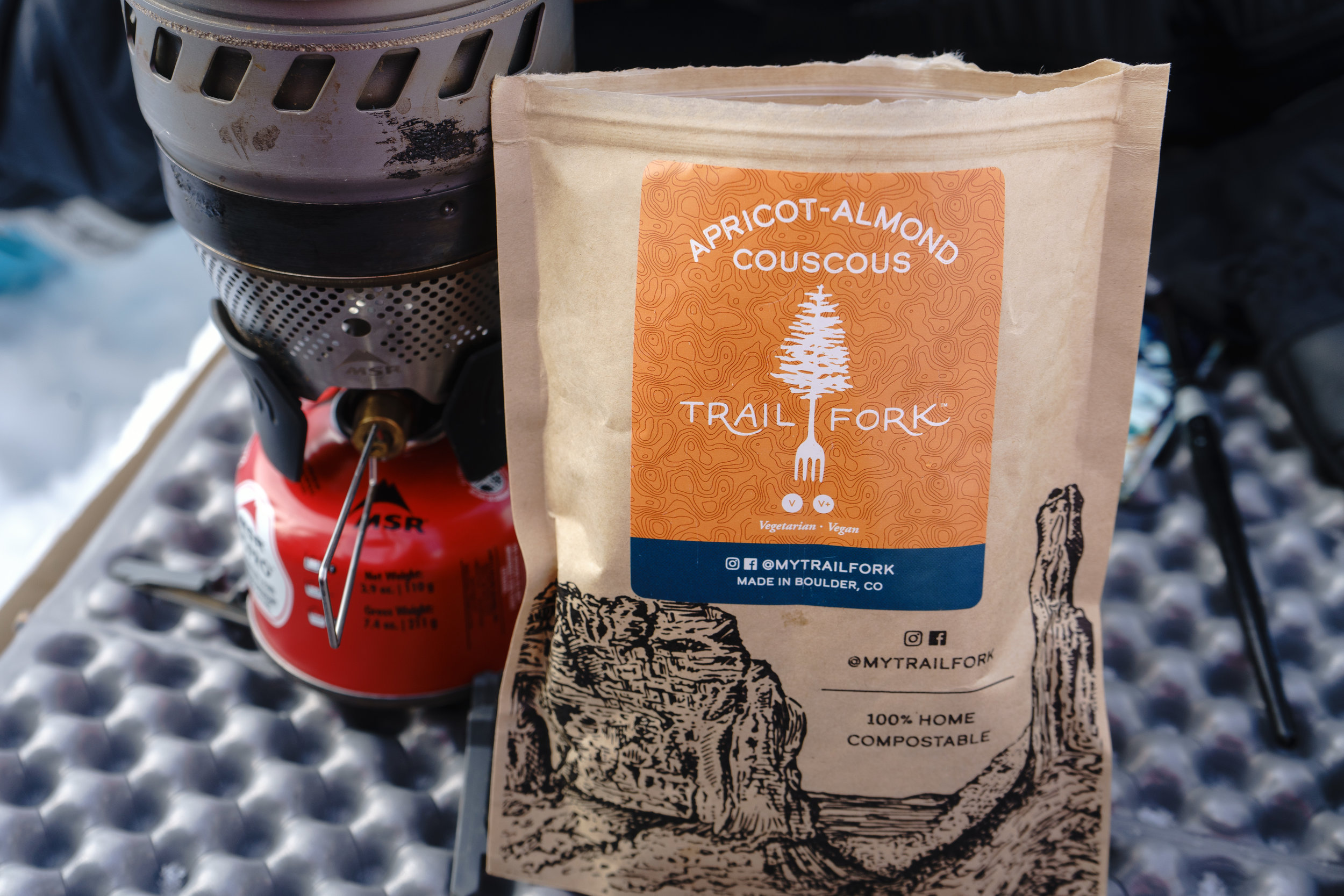TRAILFORK BACKPACKING MEALS