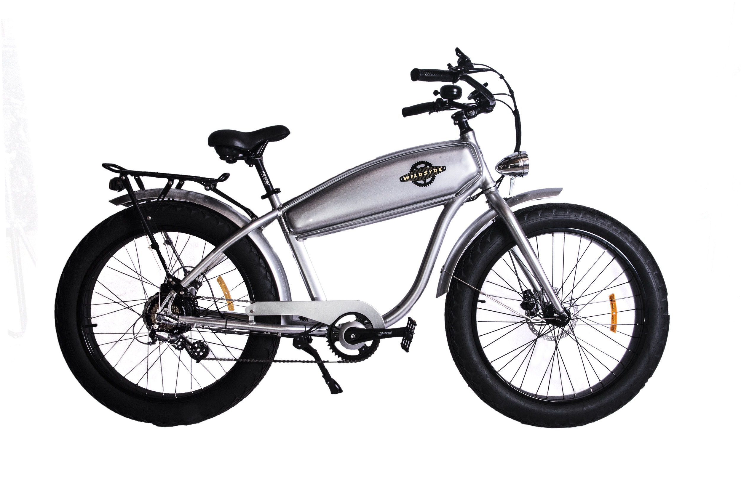 "WILDSYDE ""THE BEAST"" ELECTRIC BIKE"