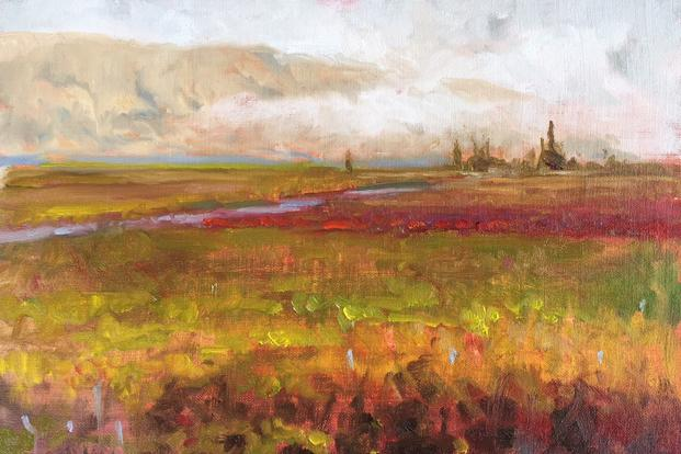 TODD TELANDER - Olive Marketplace and Cafe is thrilled to be welcoming this collection by a local artist, showing through spring.