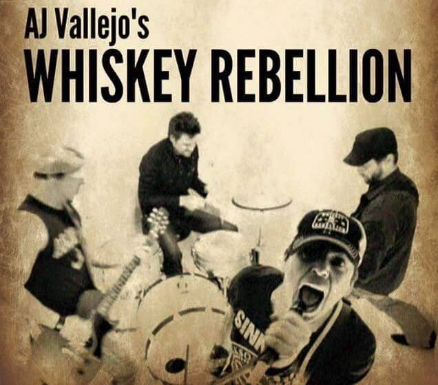 AJ & THE WHISKEY REBELLION