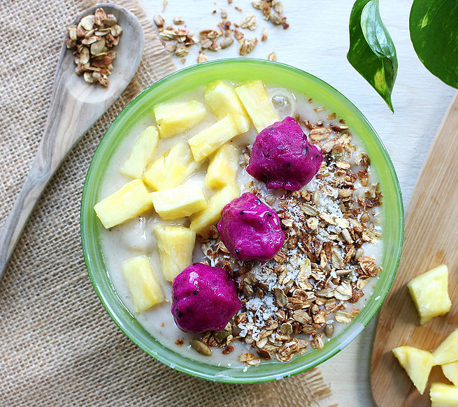 Banana Nice Cream Bowl With Granola & Pitaya Scoops.jpg
